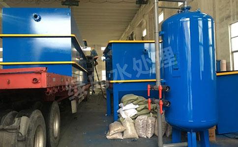 生活污水处理设备的过滤工艺